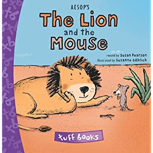 The Lion and the Mouse Tuff Book (Tuff Books)