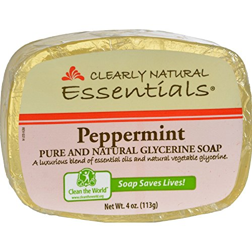 clearly-natural-glycerine-bar-soap-peppermint-4-oz-pack-of-12