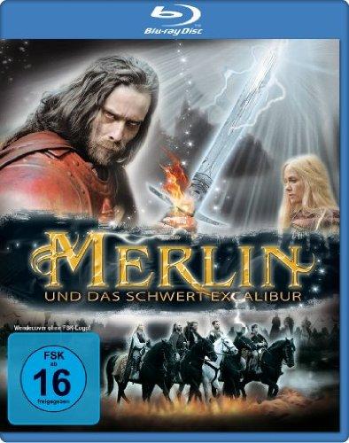 Merlin und das Schwert Excailbur [Blu-ray]