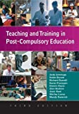 img - for Teaching and Training in Post-compulsory Education book / textbook / text book