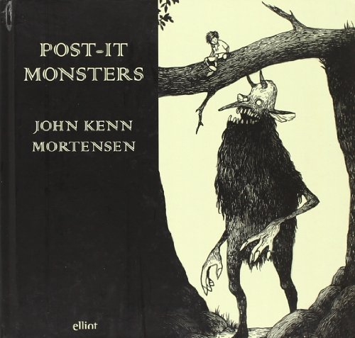 post-it-monsters