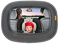BRICA Baby In-Sight Auto Mirror for in Car Safety from Brica