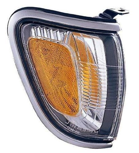 Depo 312-1547R-AS9 Toyota Tacoma Passenger Side Replacement Parking/Side Marker Lamp Assembly Style: Passenger Side (RH)
