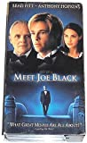 Meet Joe Black [VHS]