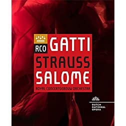 Richard Strauss: Salome [Blu-ray]