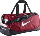 Nike Sporttasche Team Training Max Air Medium, rot, 72 x 38 x 35.5 cm, 97 Liter, BA4895-601