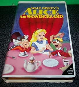 Alice in Wonderland [VHS] [Import]