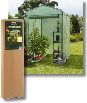 Gardman Grow It Walk-in Greenhouse 08725D