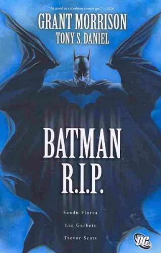 R.I.P. (Batman) Morrison, Grant ( Author ) Jun-22-2010 Paperback