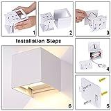 7W-LED-Wandleuchte-Wandlampe-mit-einstellbar-Abstrahlwinkel-Design-Wasserdichte-IP-65-LED-Wandbeleuchtung-2700K-Warmwei-Energieklasse-A