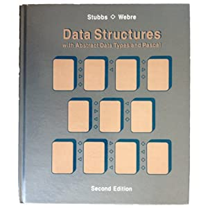 Data Structures with Abstract Data Types and PASCAL
