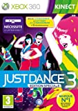 Just dance 3 (Jeu compatible Kinect) - édition day one