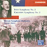 Ives/Creston;Symphony No.2