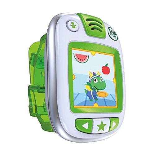 leapfrog-leapband-activity-tracker-bracciale-delle-attivita-verde-lingua-inglese
