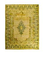 CarpeTrade Alfombra Deluxe Persian Vintage (Verde)