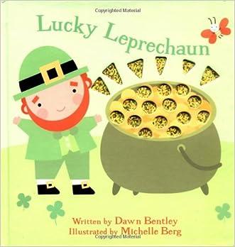 Lucky Leprechaun (Holiday Foil Books)
