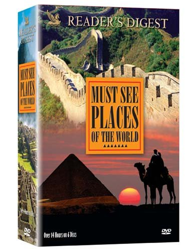 Must See Places of the World (Must See Places Of The World Dvd compare prices)