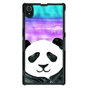 Jugaaduu Panda Pattern Back Cover Case For Sony Xperia Z2