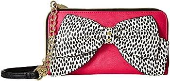 Betsey Johnson Convertible Clutch Wallet