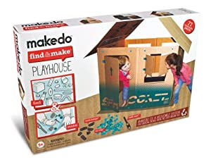 Makedo Find & Make a Playhouse