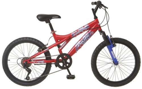 Pacific Evolution Boy's Mountain Bike (20-Inch Wheels)