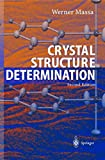img - for Crystal Structure Determination book / textbook / text book