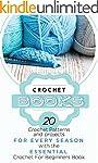 Crochet: Crochet Books: 20 Crochet Pa...