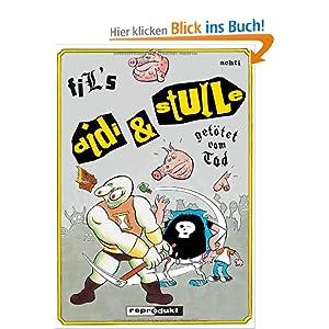 eBook Cover für  Didi amp Stulle Comics Didi amp Stulle 08 Get xF6 tet vom Tod BD 8