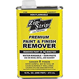 Zip Strip Paint And Finish Remover zip - 2pack