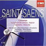 Saint-Saëns : Concertos pour piano, concertos pour violon