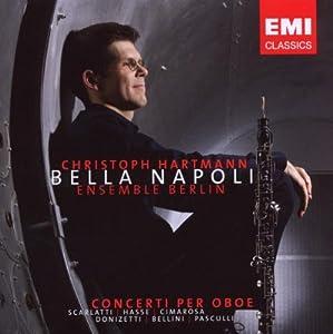Bella Napoli-Oboe Concertos
