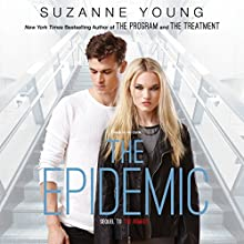 The Epidemic Audiobook by Suzanne Young Narrated by Rebekkah Ross
