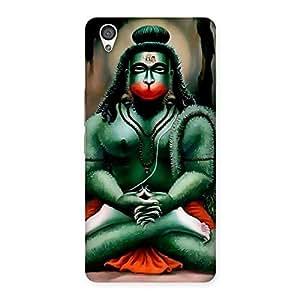 Special Jai Hanuman Multicolor Back Case Cover for OnePlus X