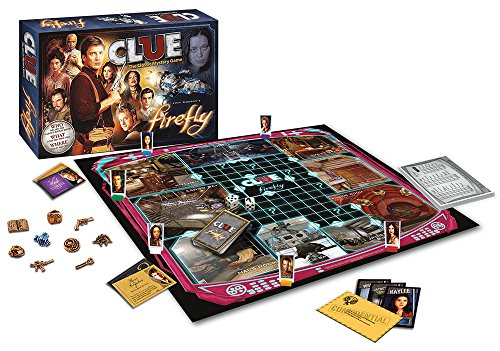 Firefly Clue Game JungleDealsBlog.com
