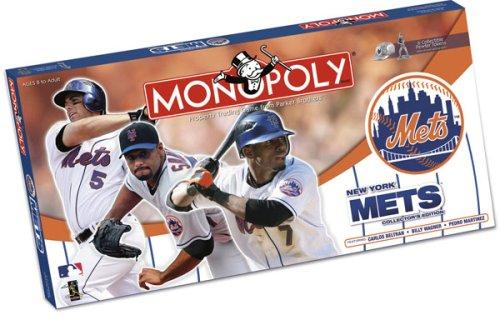 Imagen de Usaopoly los Mets de Nueva York, 2006 Monopoly
