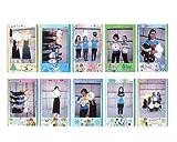 Shopready Fujifilm Instax Mini Films for Fujifilm Instant Camera - Frozen Fever, Disney Princess, Elsa, Anna, Kristoff, Olaf, Sven, 10 Sheets/Pack