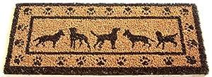 Gardman 82483 Dogs Paw Print Border Insert