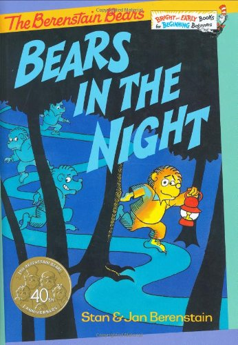 Bears in the Night (Bright & Early Books)