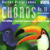 classical music Choros 11 for Piano Orchestra Audio CD classical music