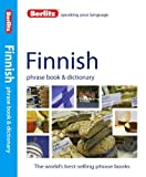 Berlitz Language: Finnish Phrase Book & Dictionary (Berlitz Phrasebooks)