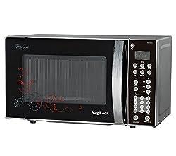 Whirlpool Magicook Classic 20-Litre 700-Watt Solo Microwave Oven (Sparkling Silver)