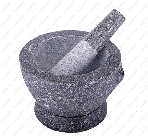 stone-granite-mortar-and-pestle-7-in-2-cup-capacity