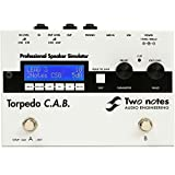 Two Notes Torpedo C.A.B. Speaker Simulator Pedal