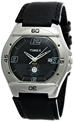 Timex Fashion Analog Black Dial Mens Watch - EL01