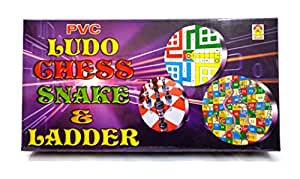 Techno Ludo Chess Snake and Ladder