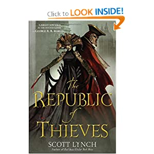 The Republic of Thieves by