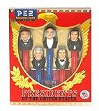 PEZ Presidents Collector Set Vol II : 1825-1845