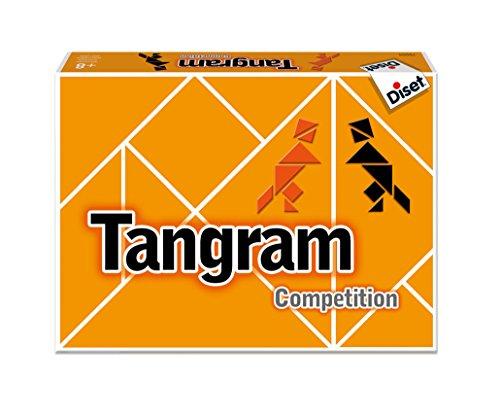 Goula - 76504 - Jeu Educatif et Scientifique - Tangram Compétition