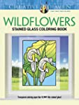 Creative Haven Wildflowers Stained Gl...