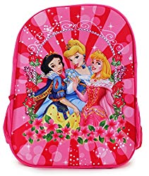 Funny Teddy Cute lightweight Barbie doll School Bag For Kids with Exclusive 3D effect ;Use as Travelling Bags, Carry Bag, Picnic Bag, Teddy Backpack for children boy girl unisex;Perfect Birthday Gift Idea (Pink Color)